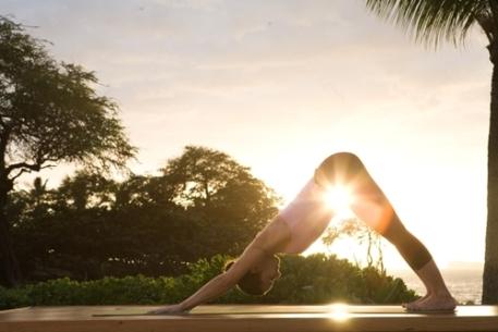 posicao yoga