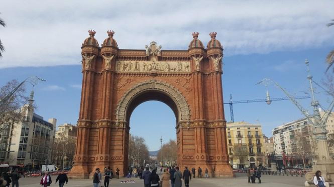 Arc de TriomfC