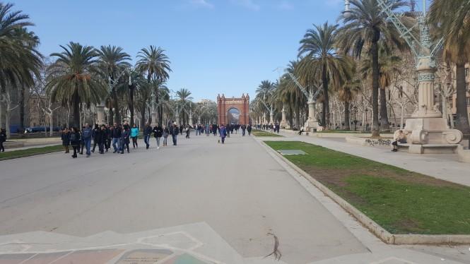 Arc de TriomfE
